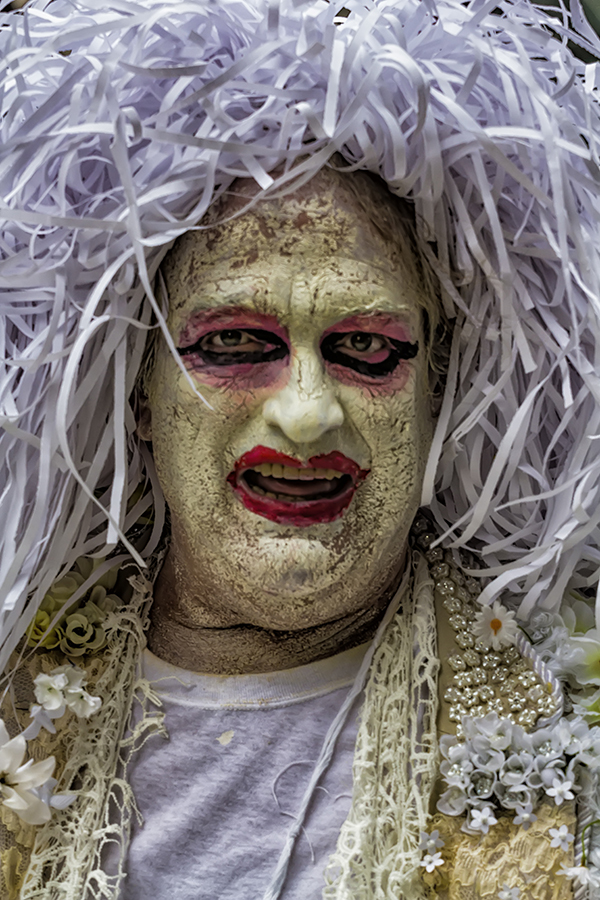 Easter Parade NYC 4_1_2018 NYC Monster Makeup